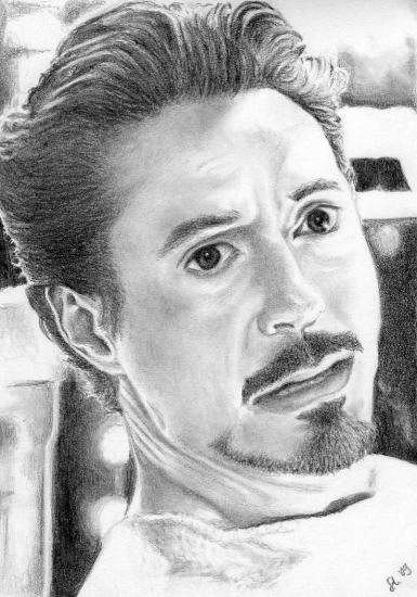 Robert Downey Jr par S.A.